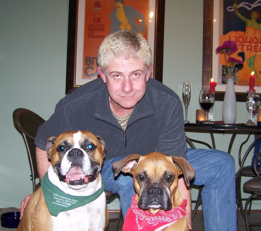 Lucy, Cosmo and Me